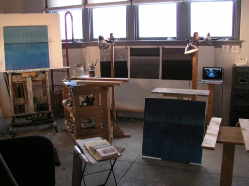 Studio January 2013